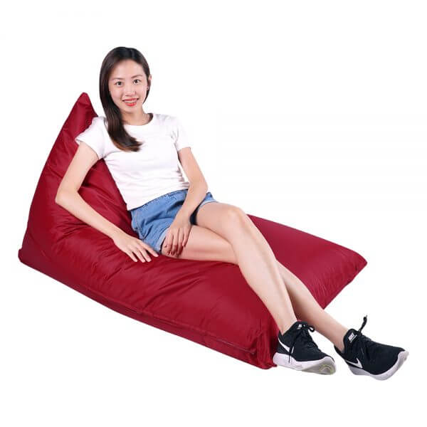 tetra polyester lounger bean bag