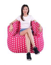 Chilla Fabric Bean Bag Chair
