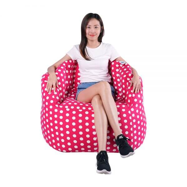 Chilla Fabric Bean Bag Chair