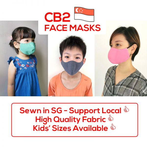 Reusable Face Mask Singapore